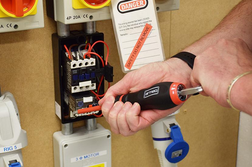 Armeg VDE Adjustable Torque Screwdriver