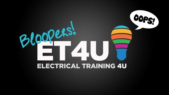 EC4U Bloopers Video