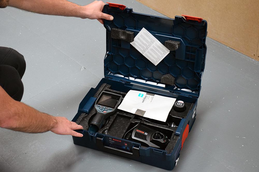 bosch thermal imaging camera