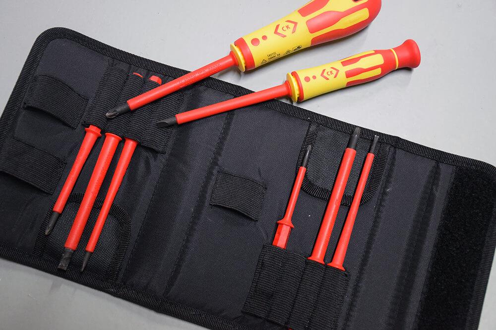 ck tools vde screwdriver set product review