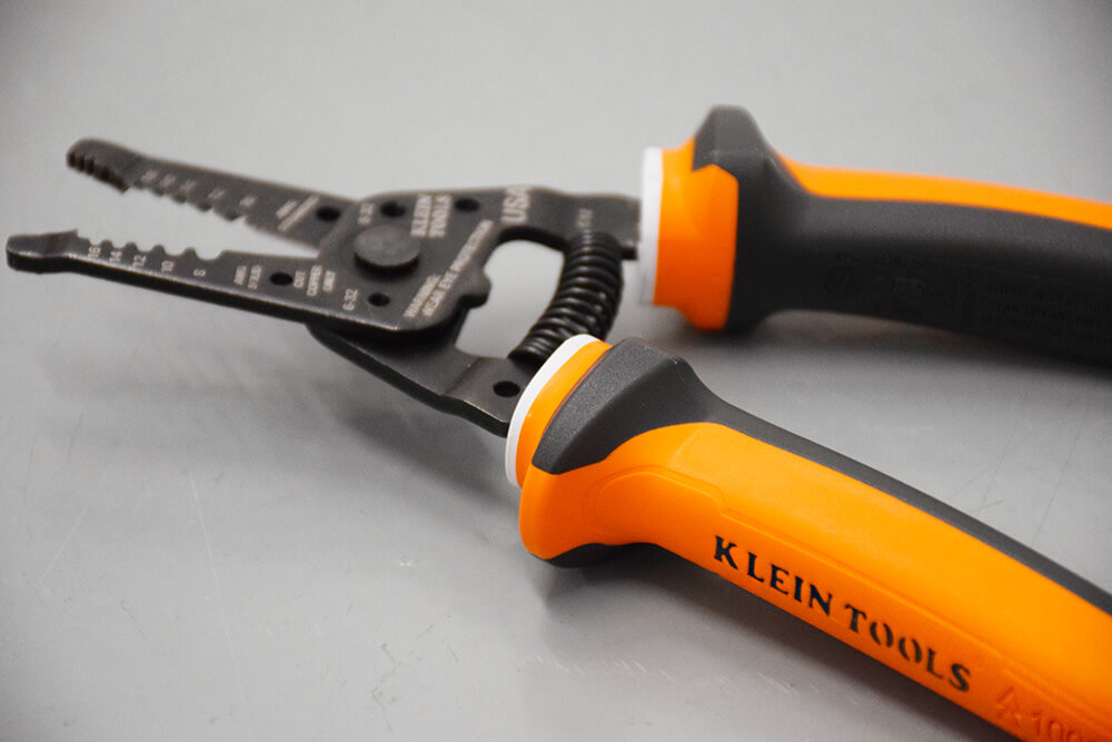 Klein insulated wire strippers and cutters