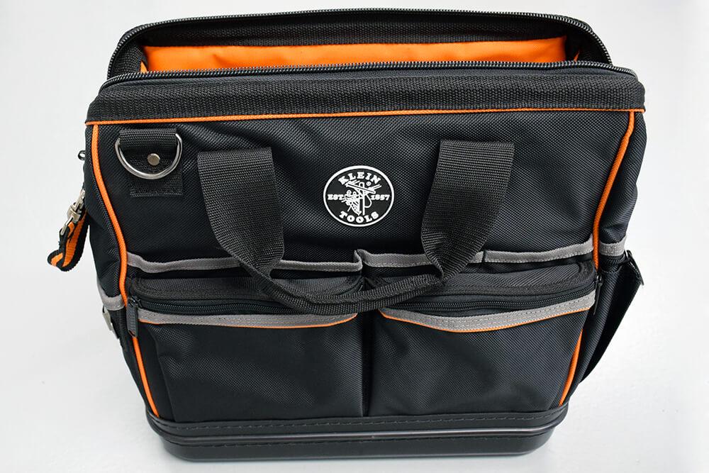 klein tools tradesman tool bag expert tool review