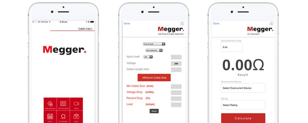 megger calc + example
