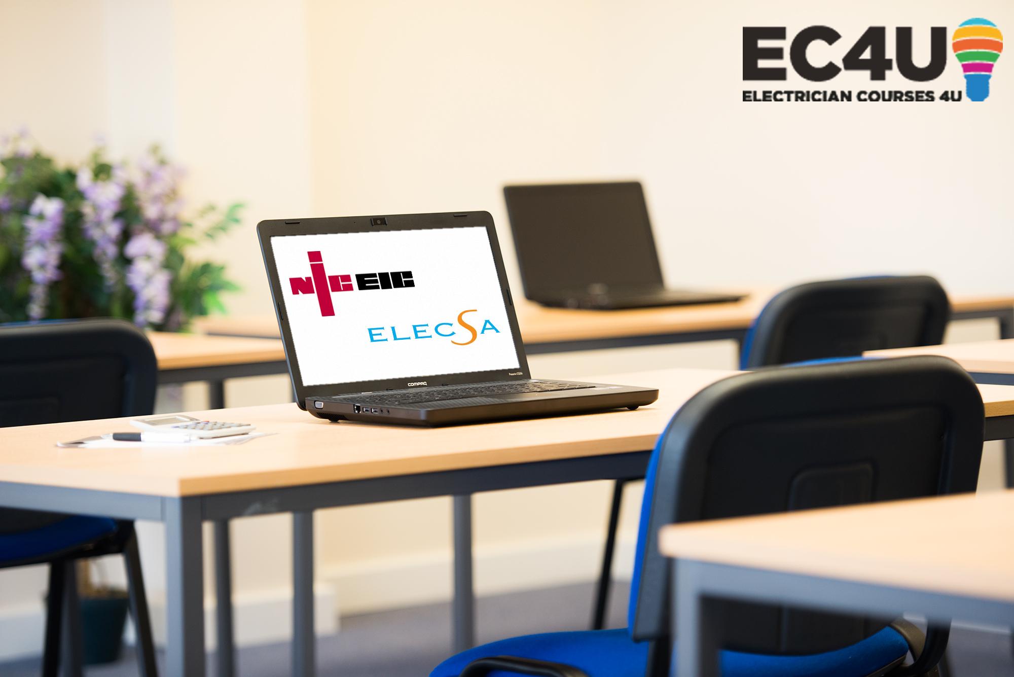 NICEIC ELECSA PARTNERSHIP WITH EC4U