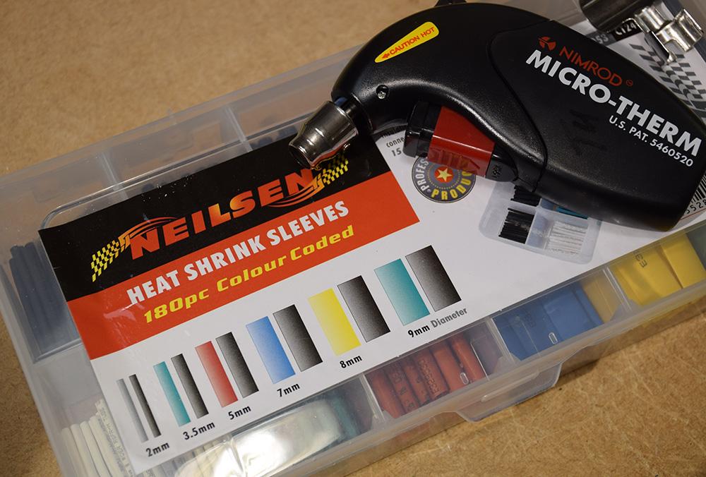 nimrod heat gun product review