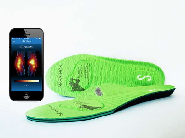 stridalyzer smart insoles