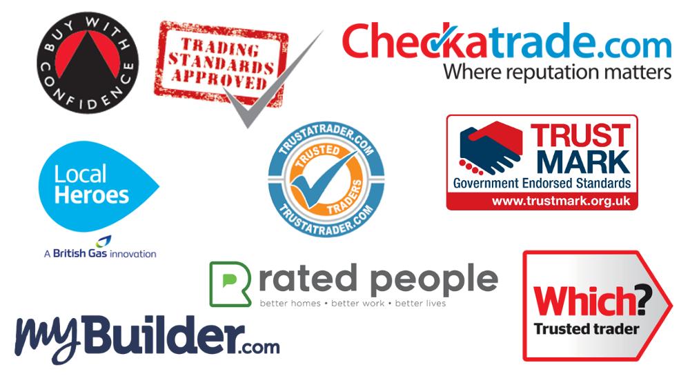 tradesmen scheme logos