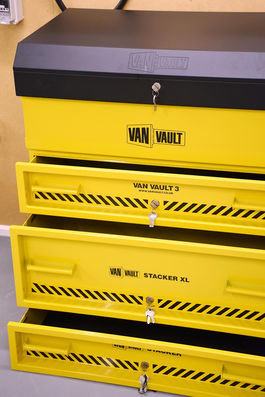 van vault 3 and stacker review