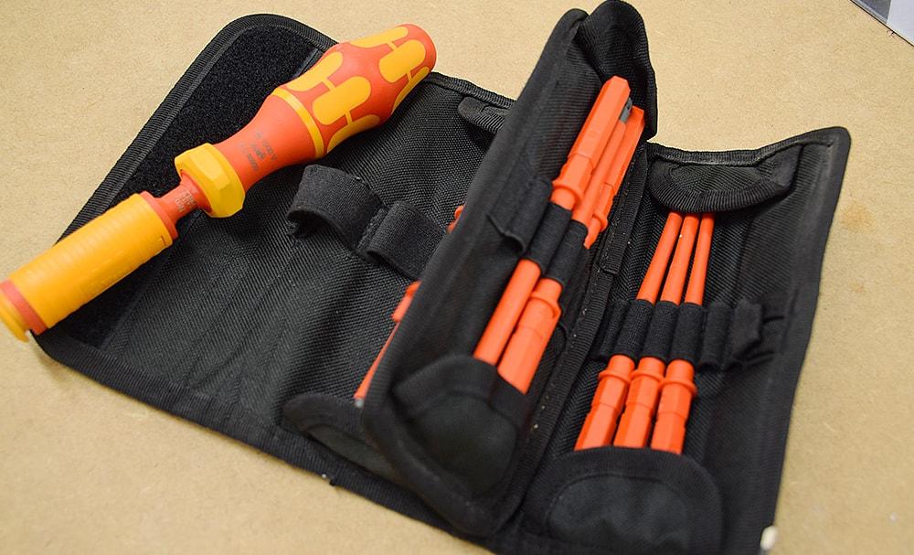 wera vde torque screwdriver set product review